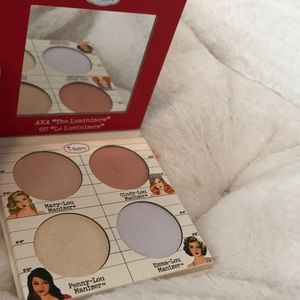 theBalm Makeup - The Lou-Mainzer Squad Highlighting Palette
